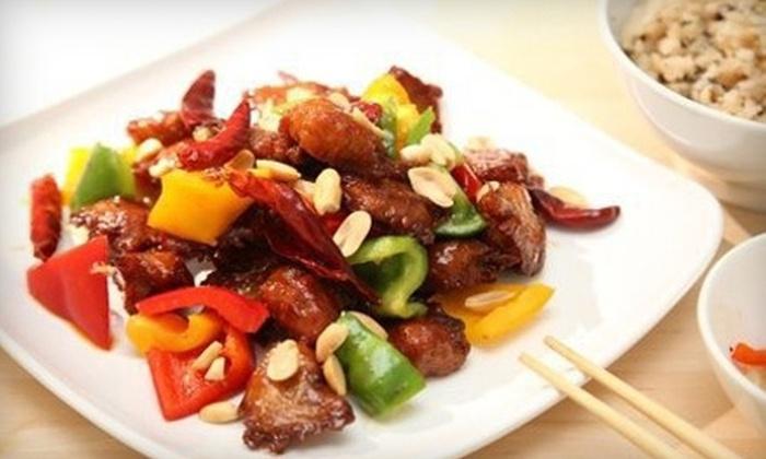 Loving Hut - Kingsley: $15 Worth of Gourmet Vegan Cuisine