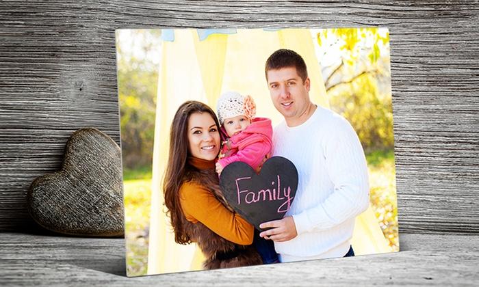 ImageCom.com: Custom Metal Photo Print for $6.99