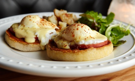 Breakfast with Coffee for One $10, Two $19 or Four People $38 at Mr Cravings Up to $87.60 Value
