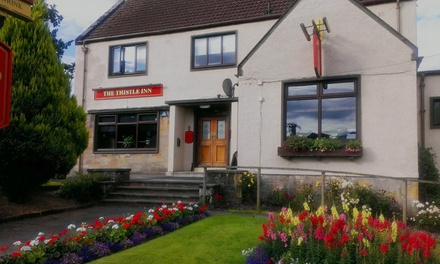 The Thistle Inn Cumnock