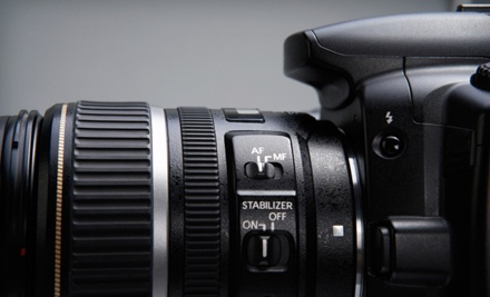 Intro to Photography Workshop for One on 4/18, 4/19, or 4/21 (a $100 value)  - Banks Photography in Plain City