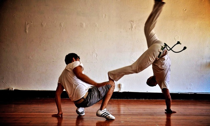 Capoeira Brasil Tucson - Downtown Tucson: Five Martial-Arts Classes or One Month of Unlimited Classes at Capoeira Brasil Tucson (Up to 80% Off)