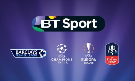BT Sport in - Sheffield | Groupon