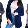 Hybrid & Co. Women's Long Cardigan