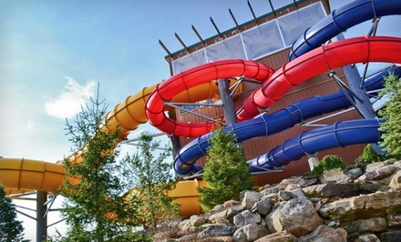 Philadelphia: Two-Night Stay with $150 Activity Credit at Split Rock Resort and Golf Club in Lake Harmony, PA
