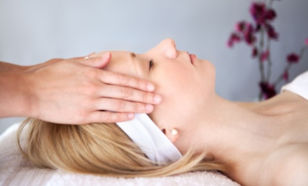Facial and Gharshana Body Treatment, Thai Massage, or 60-Minute Massage at Revivanation (Up to 54% Off)