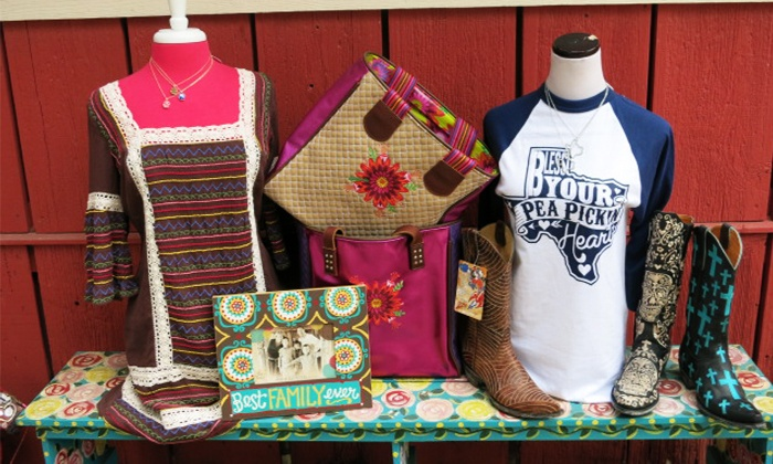 Bless Your Heart  - Multiple Locations: Boutique Apparel and Accessories at Bless Your Heart (38% Off). Two Locations Available.