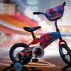 """Spider-Man 12"""" Bike with Training Wheels"""