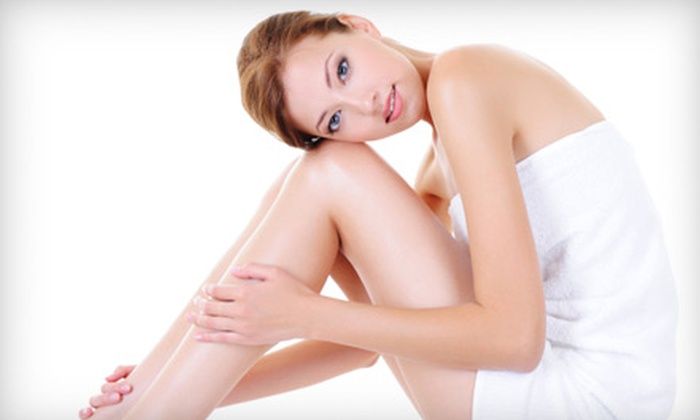 Venus Health & Beauty Center - Westminster: One Year of Laser Hair Removal at Venus Health & Beauty Center (Up to 82% Off). Four Options Available.