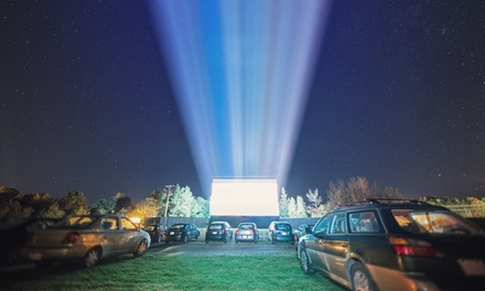 DriveIn Movie Pass + Food People: 1 $11 or 2 Cars $20 at Tivoli DriveIn Theatre & Café Up to $45.60 Value
