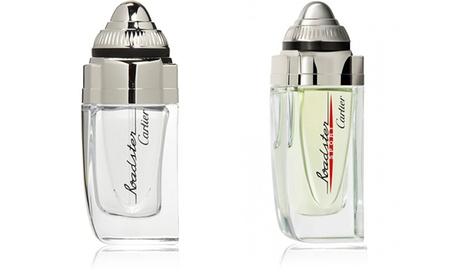 Eau de Toilette Cartier per uomo. Varie fragranze disponibili