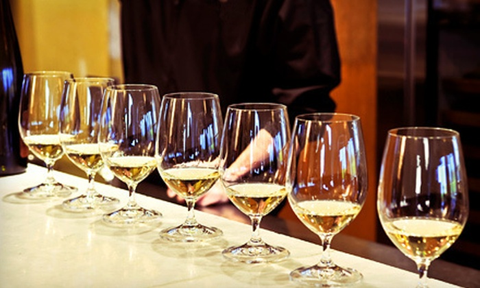 The Tasting Room - Vistancia: Two or Four Wine Flights with Appetizers or Two Beer Flights with Appetizer at The Tasting Room (Up to 58% Off)