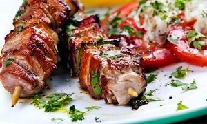 Arkadas Restaurant: Türkisch-mediterranes 5-Gänge-Menü für Zwei oder Vier im Arkadaş Restaurant in Bochum ab 29,90 € (bis zu 39% sparen*)