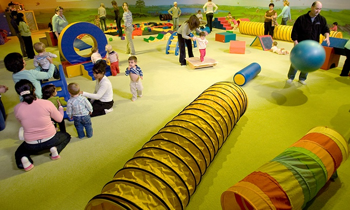 Bubbles Academy - Goose Island: One or Six Open-Play Family Visits at Bubbles Academy (Up to 50% Off)