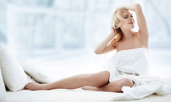 Ashé Laser Med Spa - Multiple Locations: Six Laser Hair Removal Treatments on a Small, Medium, or Large Area at Ashé Laser Med Spa (Up to 64% Off)
