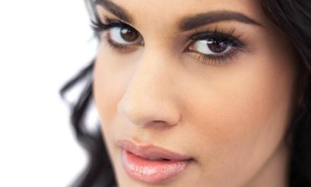 Full Set of Eyelash Extensions at Glowpez Skin (60% Off)