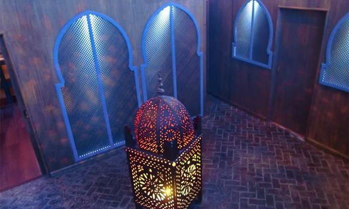 Ba os rabes medina aljarafe hasta 50 bormujos sevila - Banos arabes medina aljarafe ...