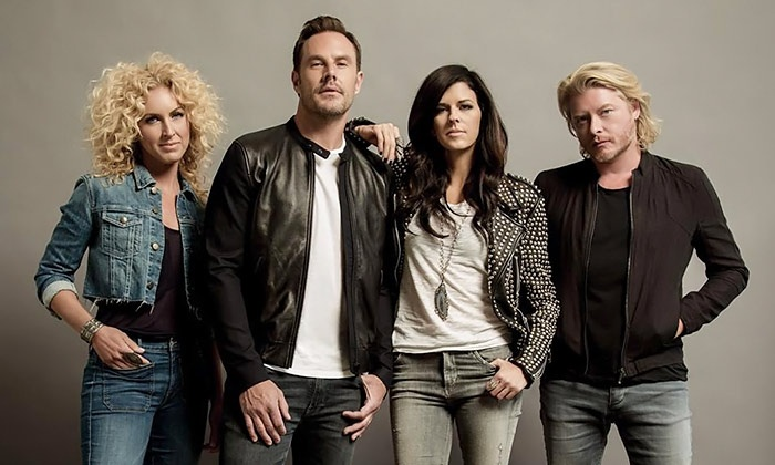 Little Big Town - BMO Harris Bank Center: Little Big Town at BMO Harris Bank Center on Saturday, December 13, at 7:30 p.m. (Up to 40% Off)