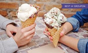 Marble Slab Creamery: CC$8 for CC$15 Worth of Ice Cream, Ice Cream Cakes, and Cupcakes at Marble Slab Creamery