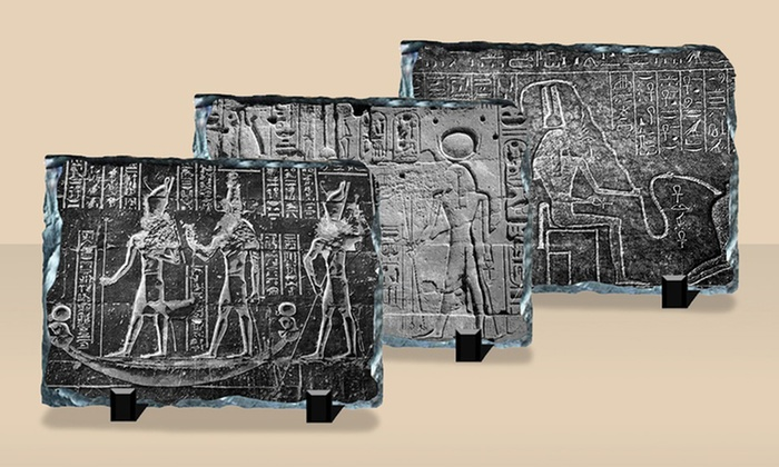 "6""x8"" or 12""x12"" Hieroglyphic Slates: 6""x8"" or 12""x12"" Hieroglyphic Slate from $12.99–$19.99. Multiple Images Available. Free Returns."