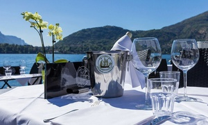 Lido di Cadenabbia: Ristorante Lido di Cadenabbia - Pranzo o cena di pesce sul lago di Como (sconto fino a 67%)