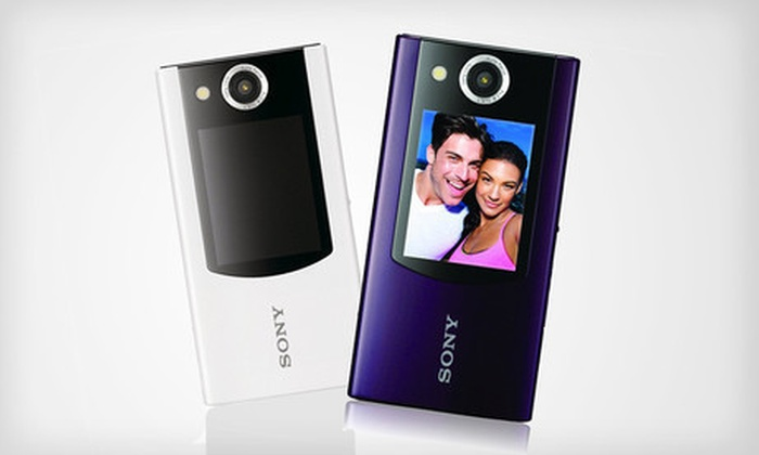 Sony Bloggie Duo HD Camera: $99 for a Sony Bloggie Duo HD Camera in Violet or White ($169.99 List Price). Free Shipping.