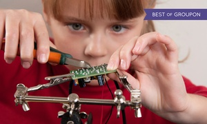 Destination Science: $329 for Five-Day Kids' Science Camp from Destination Science. 13 Options Available.