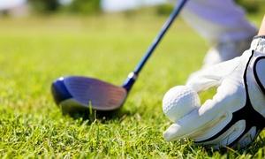 Golfschule Köln: DGV-Platzreifekurs mit Leihausrüstung inkl. 10-€-Wertgutschein für den Golfshop in der Golfschule Köln ab 99,90 €