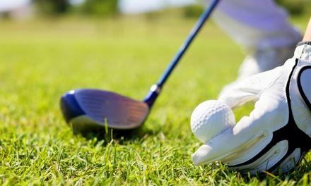Golf-DGV-Platzreifekurs inkl. Prüfungsgebühr für eine oder zwei Personen in der Golfschule Köln (bis zu 52% sparen*)