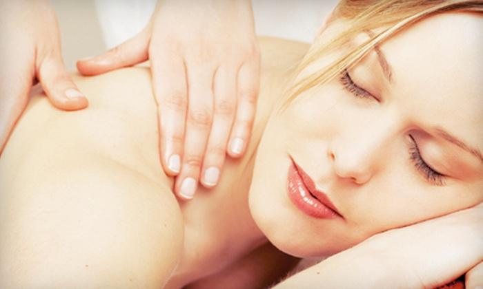 KaLu Salon & Day Spa - Amherst: Massages or Body Wrap with Massage at KaLu Salon & Day Spa (Up to 54% Off)
