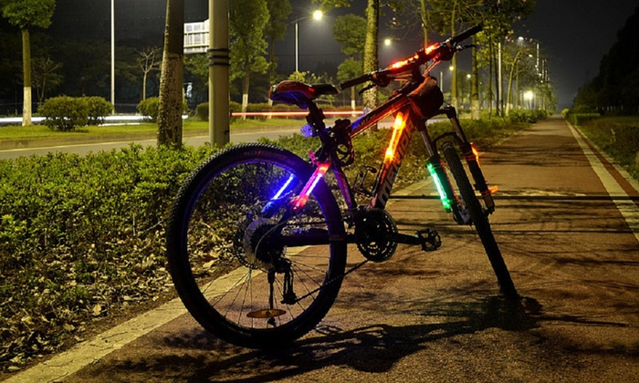 LED Bike Light Tube