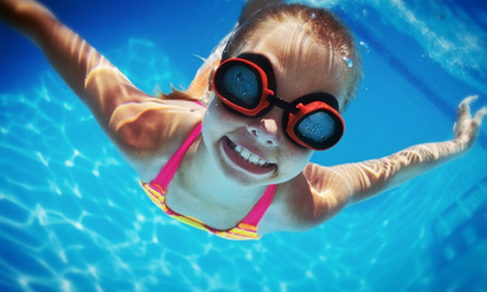 Atlantis Sports Club - Located in the Hilton Doubletree Bedford: Eight Weeks of Kids' Swim Lessons, Two-Month Family Gym Membership, or Both at Atlantis Sports Club (Up to 72% Off)