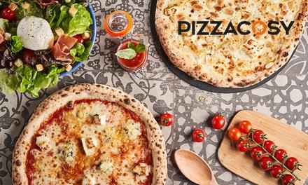 Pour seulement 1€, 1 pizza achetée= 1 produit au choix offert dans 20 villes de France dans les restaurants Pizza Cosy
