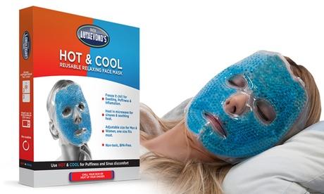 1 o 2 mascarillas para la cara Dr. Lutaevono Hot & Cool