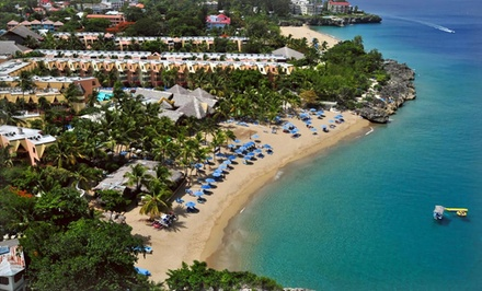 Groupon Deal: 4-, 5-, or 7-Night All-Inclusive Stay for Two at Casa Marina Reef in Dominican Republic. Includes Taxes and Fees.
