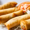 One order of spring rolls with Purchase of 2 entrees