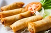 Khao Suay Thai - Naperville: One order of spring rolls with Purchase of 2 entrees  at Khao Suay Thai