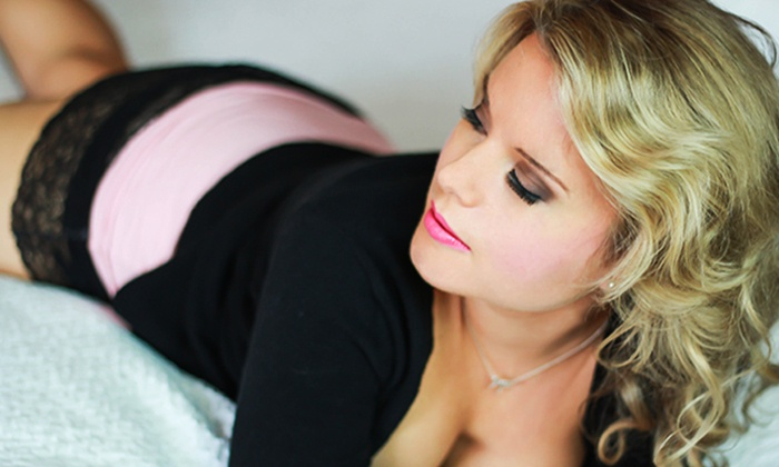 Simply You Boudoir - Nashville: $125 for a Boudoir-Photo-Shoot Package from Simply You Boudoir ($250 Value)