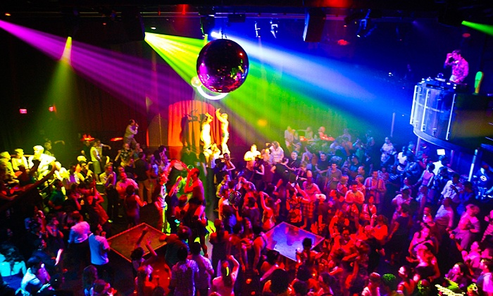 "The Donkey Show - OBERON: Interactive Disco: ""The Donkey Show"" on Saturdays at 7:30 p.m. and 10:30 p.m."