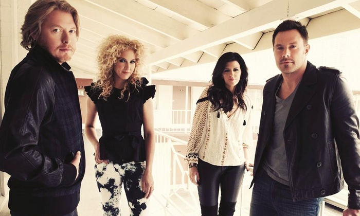 Little Big Town - NIU Convocation Center: Little Big Town on October 29 at 7:30 p.m.