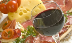 Bottega Wine Bar: Tapas and Wine at Bottega Wine Bar (Up to 43% Off). Two Options Available.