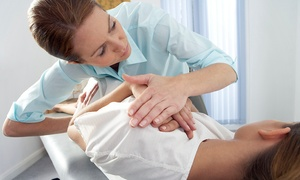 Pain Stop Mesa & Tempe & Avondale & Metro Clinics: $35 for an Exam, Two Adjustments, and Two Therapeutic Massages at Pain Stop Clinics ($270 Value)