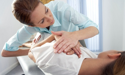 $45 for Exam, Treatment, X-rays, and 1-Hour Massage at Advance Medical Rehabilitation Center ($450 Value)