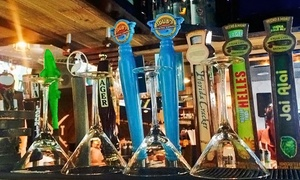 Surfside Taphouse: Beer Flights for Two or Four at Surfside Taphouse (50% Off)