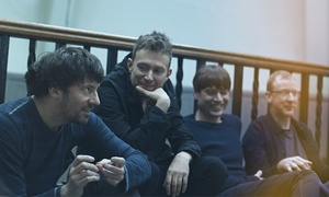Blur: Blur on October 20 at 8 p.m.