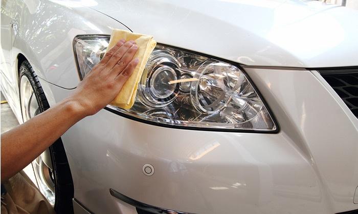 R&K car wash - R&K car wash: שטיפה יסודית לרכב כולל שטיפה חיצונית וניקיון פנימי מלא החל מ-29 ₪ בלבד! R&K Car Wash בשכונת גילה, 7 ימים בשבוע כולל חגים