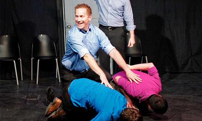 "DASH Improv Saturdays - Un-Scripted Theater Company: ""DASH"" Saturday-Night Improv Comedy (Dates through March 26)"