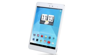 """Trio Axs 16gb 7.8"""" Tablet With 4g And Free T-mobile Data Plan (refurbished)"""