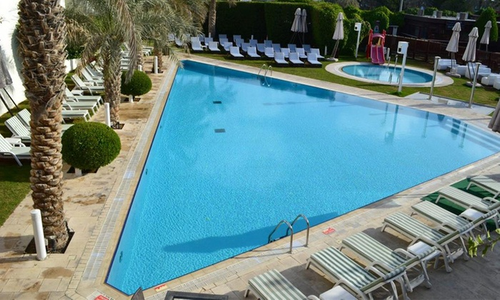 One to One Hotel, The Village - One To One Hotel : Pool Access for One or Two at One to One Hotel, The Village (Up to 55% Off)