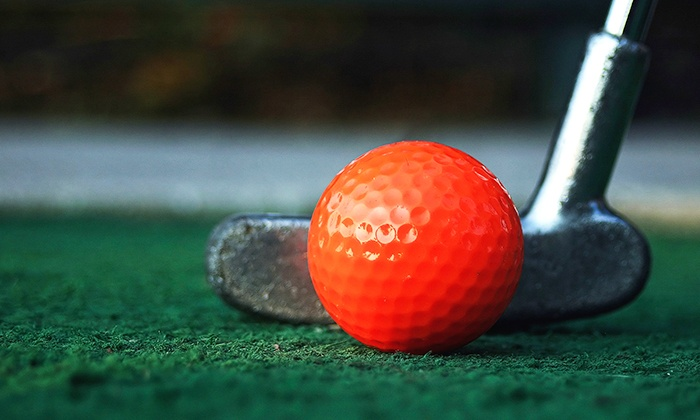 Papio Greens Golf Center - Papillion Second II: One Day of Unlimited Miniature Golf for Two or Four at Papio Greens Golf Center (Up to 53% Off)